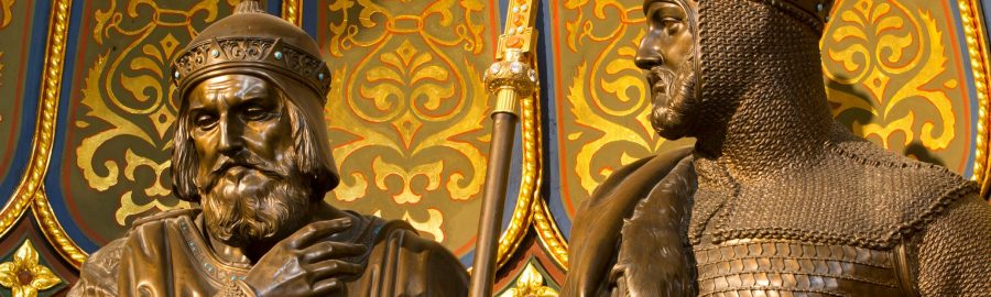 Złota Kaplica w katedrze w Poznaniu (fot. Karol Budziński)