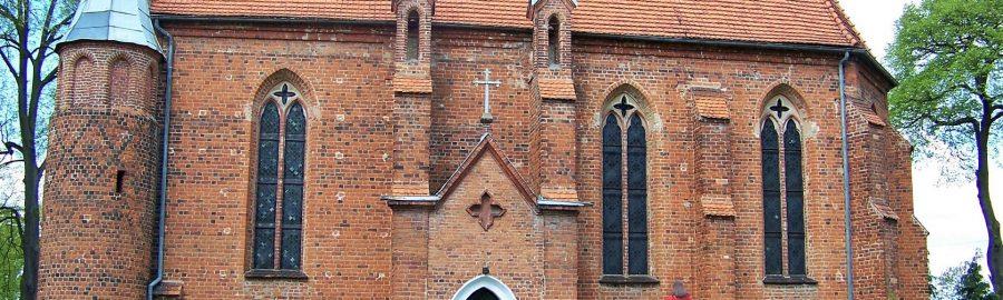 Kościół pw. Wniebowzięcia Najświętszej Maryi Panny w Dębnie