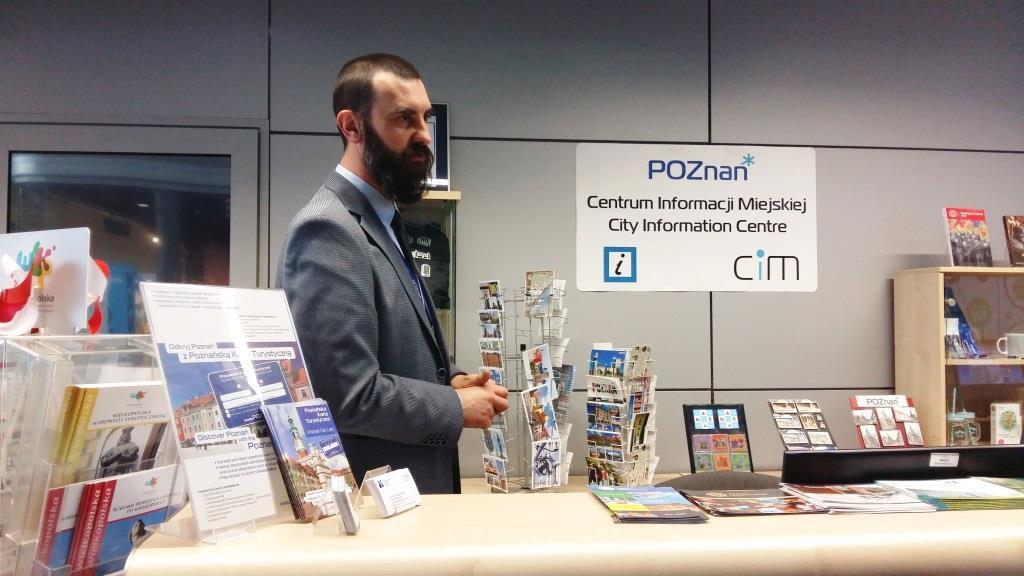 Informacja turystyczna w Poznaniu